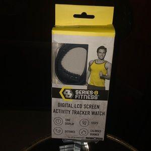 Series 8 Fitness Activity Tracker Watch